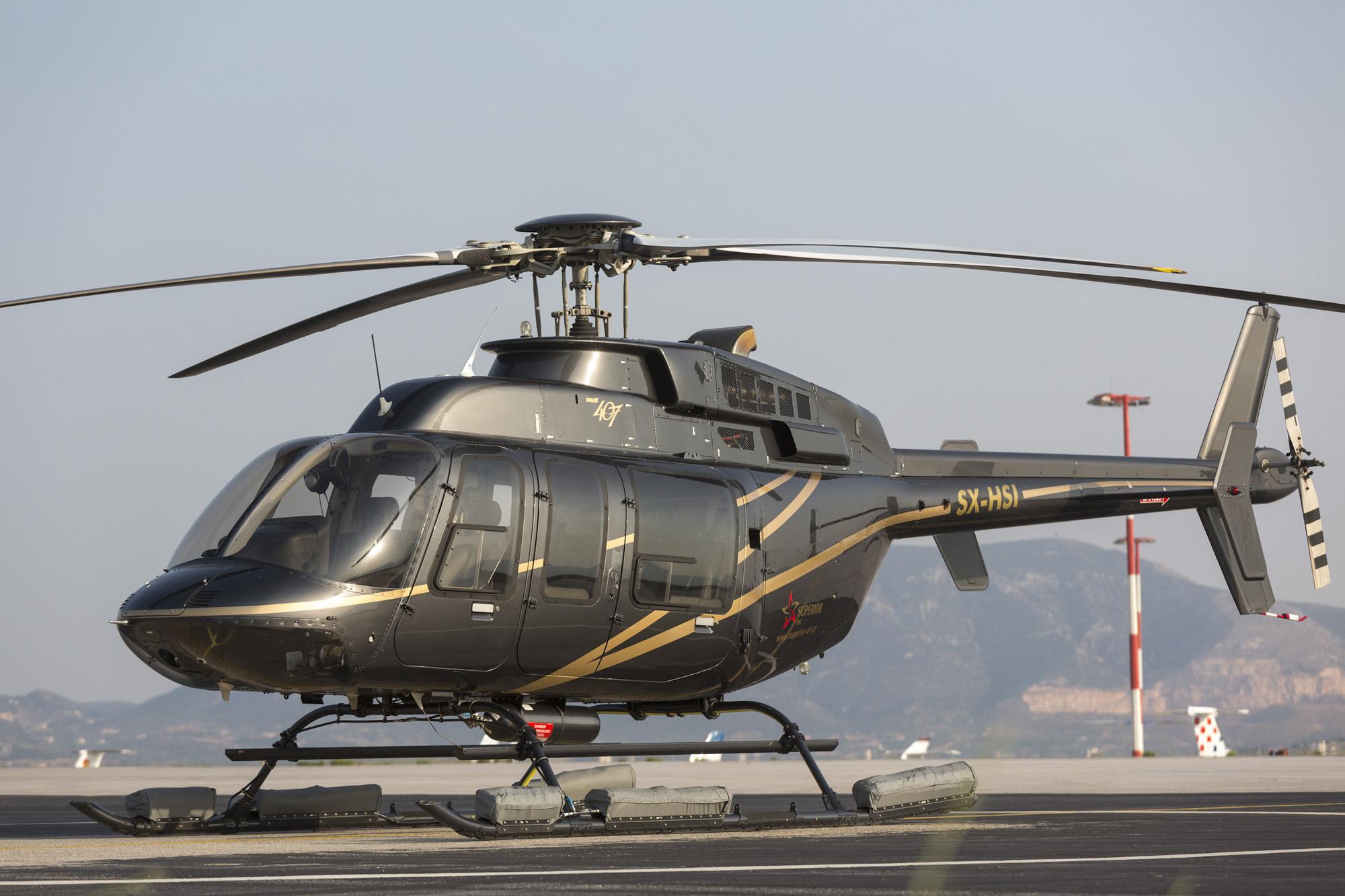 Superior Air Bell 407