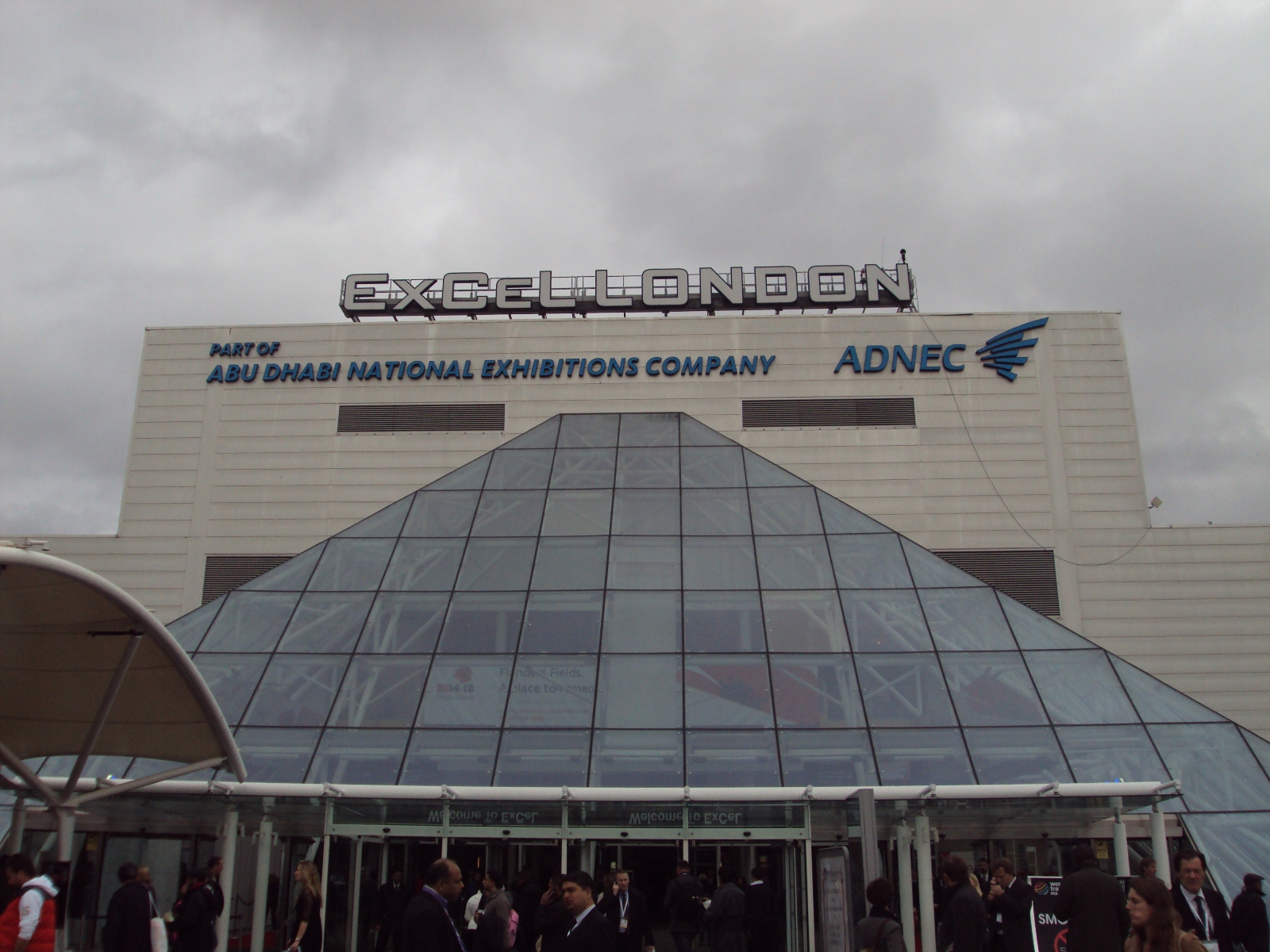 Superior Air at World Travel Market (London 4-7 November 2013)